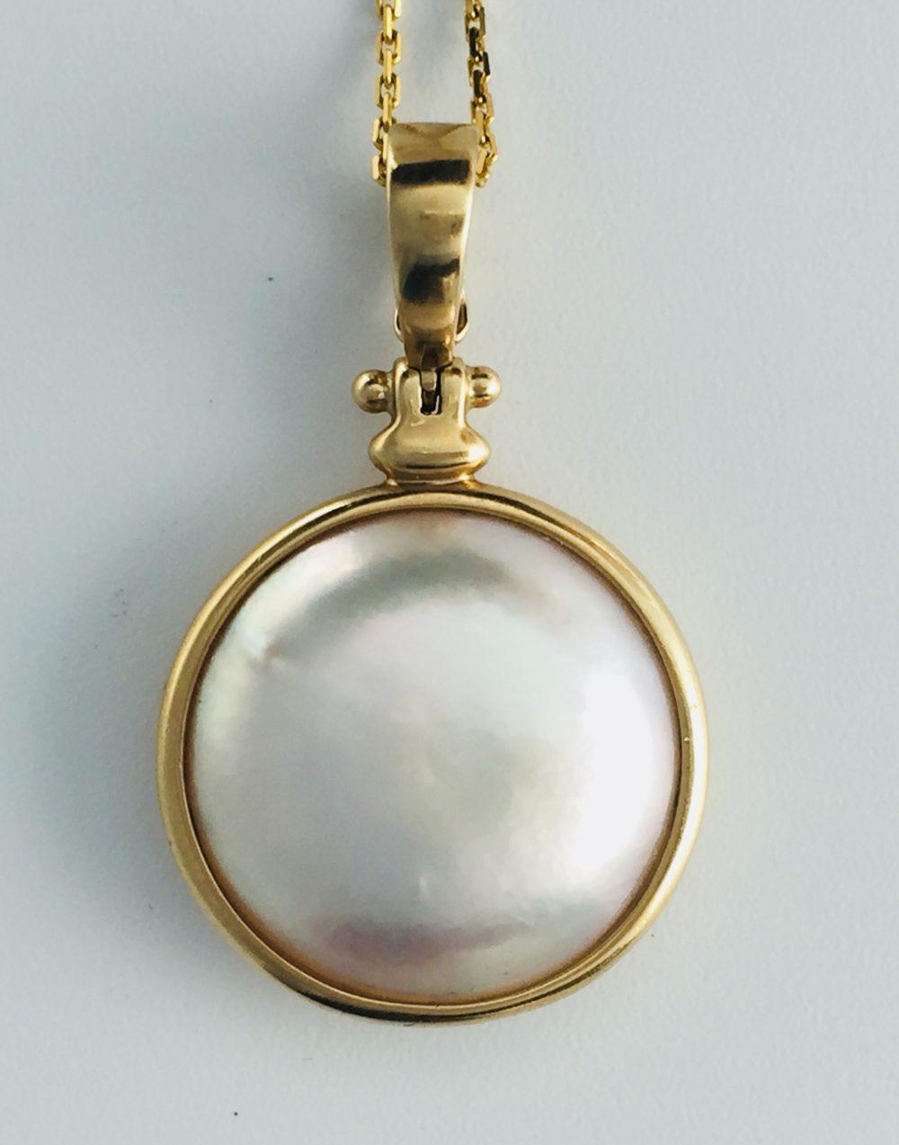 ec4ba3dbc7553 Mabe pearl enhancer | Princess Lily